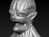 Creature Head